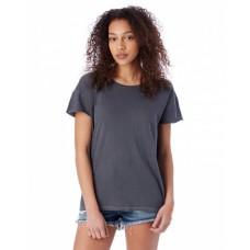 Ladies' Rocker Garment-Dyed T-Shirt
