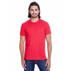 101A Men's Slub Jersey Short-Sleeve T-Shirt - Threadfast Apparel Men T Shirts