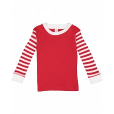 101Z Infant Long-Sleeve Pajama Top - Rabbit Skins Baby Shirts