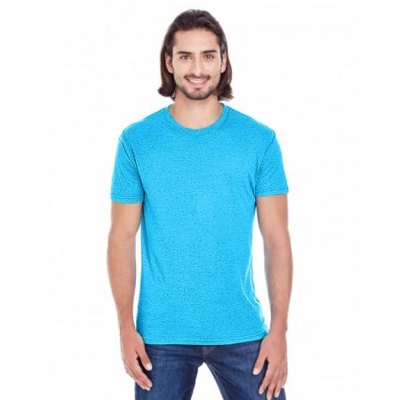 103A Men's Triblend Fleck Short-Sleeve T-Shirt - Threadfast Apparel Mens T Shirts
