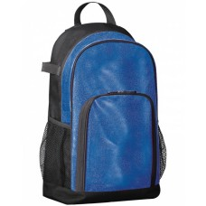 1106 All Out Glitter Baseball Backpack - Augusta Drop Ship Backpacks