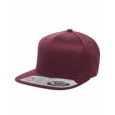 110F Adult Wool Blend SnapbackCap - Flexfit Caps