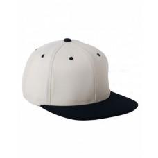 110FT Adult Wool Blend Snapback Two-Tone Cap - Flexfit Caps