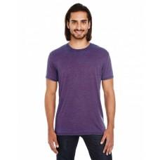115A Unisex Cross Dye Short-Sleeve T-Shirt - Threadfast Apparel T Shirts