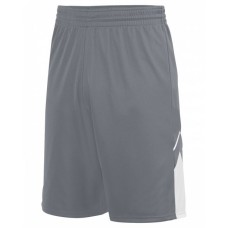 1169 Youth Alley Oop Reversible Short - Augusta Drop Ship Reversible Shorts