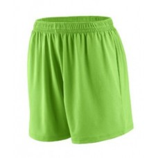 1293 Girls' Inferno Short - Augusta Drop Ship Girls Shorts