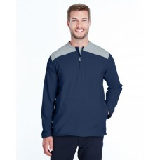 1317220 Men's Corporate Triumph Cage Quarter-Zip Pullover - Under Armour Pullover Shirts
