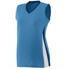 1356 Girls' Tornado Jersey - Augusta Drop Ship Jersey T Shirts