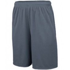 1428 Adult Training Short with Pockets - Augusta Drop Ship Training Shorts