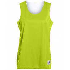 147 Ladies' Wicking Polyester Reversible Sleeveless Jersey - Augusta Drop Ship Womens T Shirts