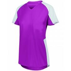 1523 Girls Cutter Jersey T-Shirt - Augusta Sportswear Jersey T Shirts