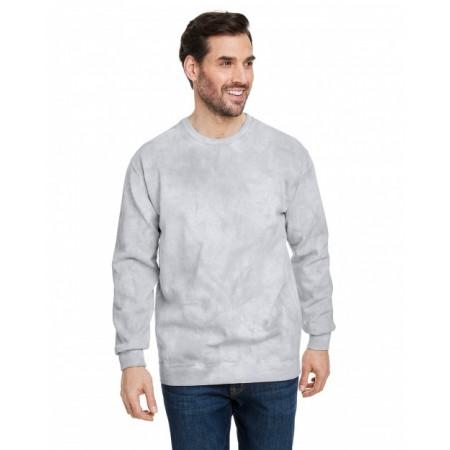1545CC Adult Color Blast Crewneck Sweatshirt - Comfort Colors Crewneck Sweatshirts