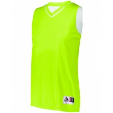 Augusta Sportswear 154 Tees - Ladies' Reversible Two-Color Sleeveless Jersey