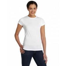 1610 Ladies' Junior Fit Sublimation T-Shirt - Sublivie Womens T Shirts