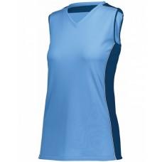 1677 Girls True Hue Technology™ Paragon Baseball/Softball Jersey - Augusta Drop Ship Jersey T Shirts