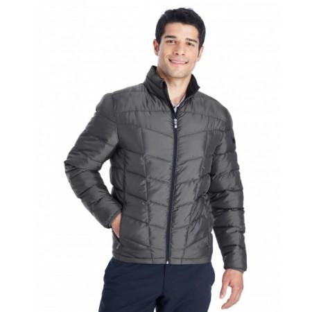 187333 Men's Pelmo Insulated Puffer Jacket - Spyder Mens Jackets