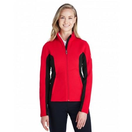 187335 Ladies' Constant Full-Zip Sweater Fleece Jacket - Spyder Jackets