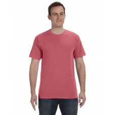 1969 5.6 oz. Pigment-Dyed & Direct-Dyed Ringspun T-Shirt - Authentic Pigment T Shirts