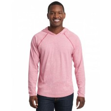 2021 Unisex Mock Twist Raglan Hoody - Next Level T Shirts