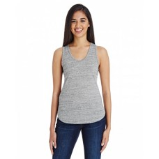 204LT Ladies' Blizzard Jersey Racer Tank - Threadfast Apparel Womens T Shirts