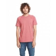 2050 Men's Mock Twist Raglan T-Shirt - Next Level Mens T Shirts