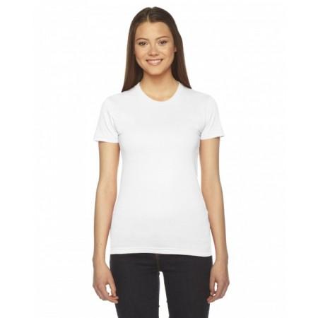 Ladies' Fine Jersey Short-Sleeve T-Shirt