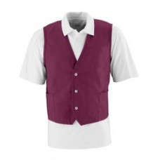 2145 Adult Vest - Augusta Drop Ship Mens Vests