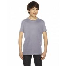 Youth Fine Jersey Short-Sleeve T-Shirt