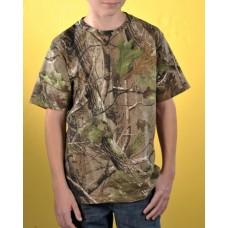 2280 Youth Realtree Camo T-Shirt - Code Five Camo T Shirts