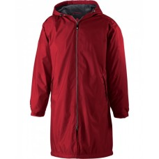 229162 Adult Polyester Full Zip Conquest Jacket - Holloway Jackets