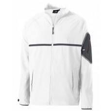 229543 Unisex Weld 4-Way Stretch Warm-Up Jacket - Holloway Jackets
