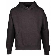 2296 Youth Pullover Fleece Hoodie - LAT Hoodies Sweatshirts