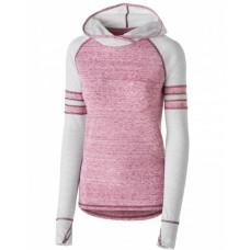 229749 Ladies' Advocate Spirit-Wear Hoodie - Holloway Womens T Shirts