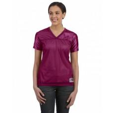 250 Ladies' Junior Fit Replica Football T-Shirt - Augusta Sportswear Womens T Shirts