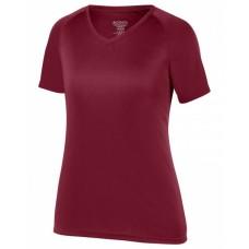 2793 Girls True Hue Technology™ Attain Wicking Training T-Shirt - Augusta Drop Ship Girls T Shirts