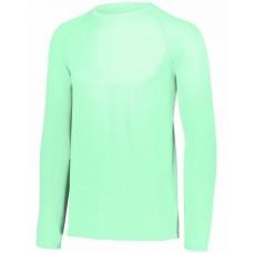 2795 Adult Attain Wicking Long-Sleeve T-Shirt - Augusta Drop Ship T Shirts
