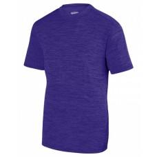 2900 Adult Shadow Tonal Heather Short-Sleeve Training T-Shirt - Augusta Sportswear T Shirts
