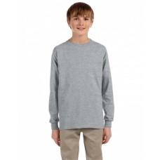 29BL Youth DRI-POWER® ACTIVE Long-Sleeve T-Shirt - Jerzees T Shirts