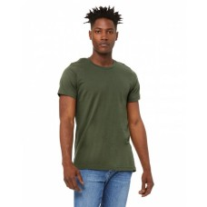 3001U Unisex Made In The USA Jersey T-Shirt - Bella + Canvas Jersey T Shirts