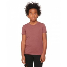 3001Y Youth Jersey T-Shirt - Bella + Canvas Jersey T Shirts