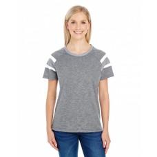 3011 Ladies' Fanatic Short-Sleeve T-Shirt - Augusta Sportswear Womens T Shirts