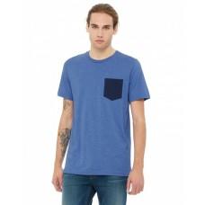 3021 Men's Jersey Short-Sleeve Pocket T-Shirt - Bella + Canvas Mens T Shirts