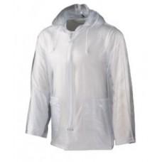 Augusta Drop Ship 3160 Jackets - Adult Clear Rain Jacket