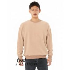 3345C Unisex Sueded Drop Shoulder Sweatshirt - Bella + Canvas Sweatshirts