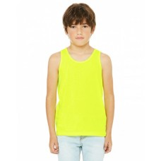 3480Y Youth Jersey Tank - Bella + Canvas Jersey T Shirts