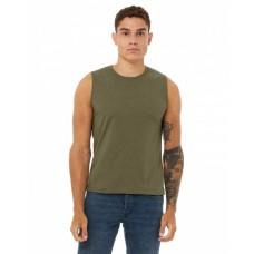3483 Unisex Jersey Muscle Tank - Bella + Canvas Jersey T Shirts