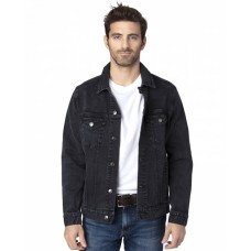 370J Unisex Denim Jacket - Threadfast Apparel Jackets