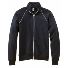 3710 Men's Piped Fleece Jacket - Bella + Canvas Fleece Jackets