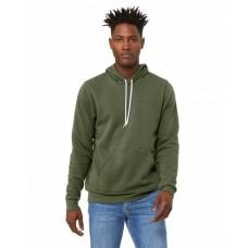 3719 Unisex Sponge Fleece Pullover Hooded Sweatshirt - Bella + Canvas Hooded Sweatshirts