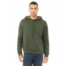 3729 Unisex Sponge Fleece Pullover DTM Hoodie - Bella + Canvas Hoodies Sweatshirts